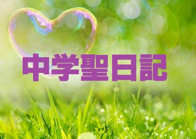 中学聖日記2話感想ネタバレ~聖ちゃんそれはダメでしょ!!